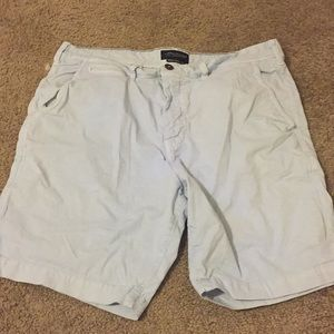 American Eagle Pastel Blue Shorts
